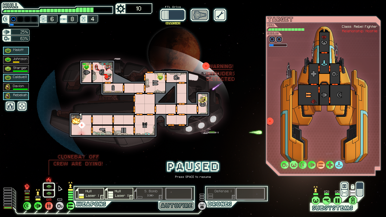 Ftl Faster Than Light All Ships Series