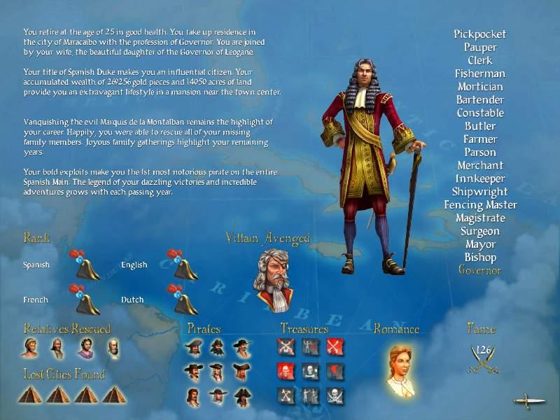 Sid Meier's Pirates! - A Speed Run